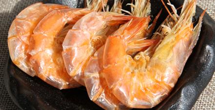 湿疹性皮炎与饮食有关 虾